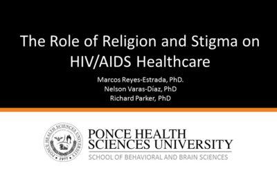 Webinar: The Role of Religion & Stigma on HIV/AIDS Healthcare