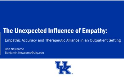 Webinar: The Unexpected Influence of Empathy
