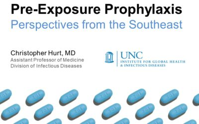 Webinar: Pre-Exposure Prophylaxis Perspectives from the Southeast