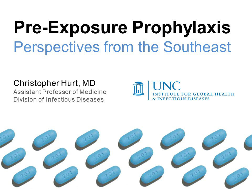 Pre-Exposure Prophylaxis Perspectives from the Southeast